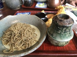 ダッタン蕎麦寿庵