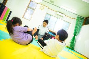 体幹トレーニング(幼児)栃木