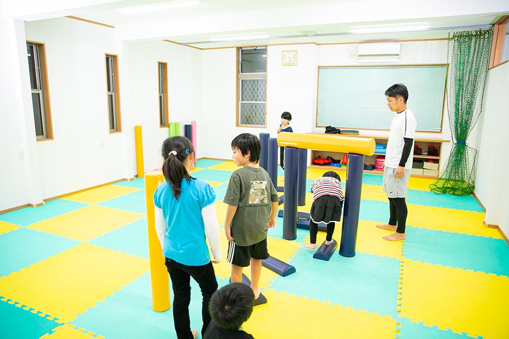 体幹トレーニング(幼児・小学生)栃木